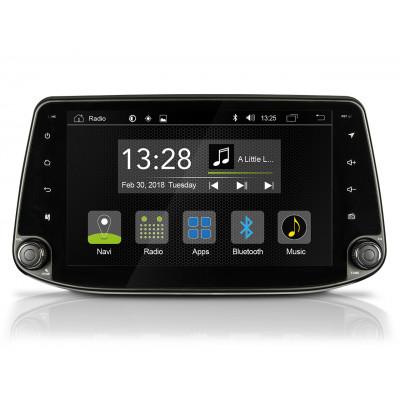 RADICAL R-C10HY1 HYUNDAI i30 autorádio, DAB+, FM, bluetooth, USB