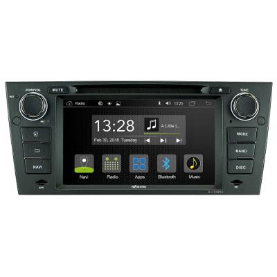 RADICAL R-C10BM2 BMW 3 autorádio, DAB+, FM, bluetooth, DVD/CD, USB