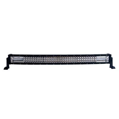 LED rampa prohnutá, 126x3W, 762mm, ECE R10