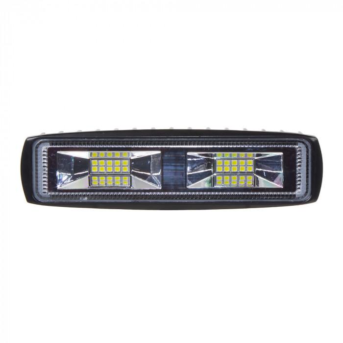 LED světlo obdélníkové, 20x1W, ECE R10