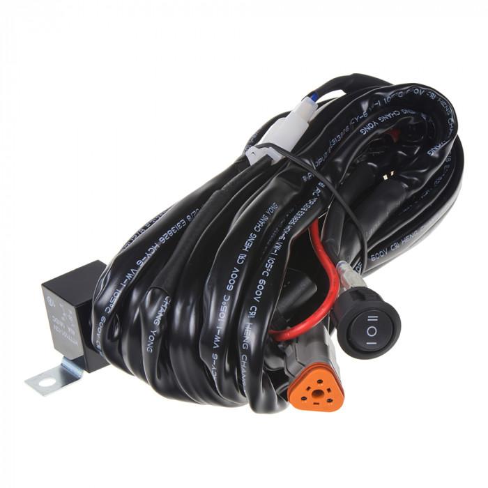 Kabeláž pro připojení světla s 3-pin DT konektorem