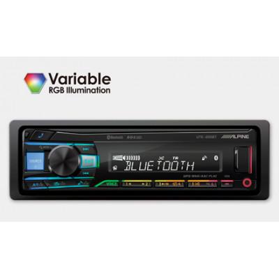 ALPINE Digitální přijímač s Bluetooth UTE-200BT