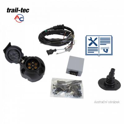 Typová elektropřípojka Kia Sportage 2010-2015 (SL) , 7pin, AC C44191107