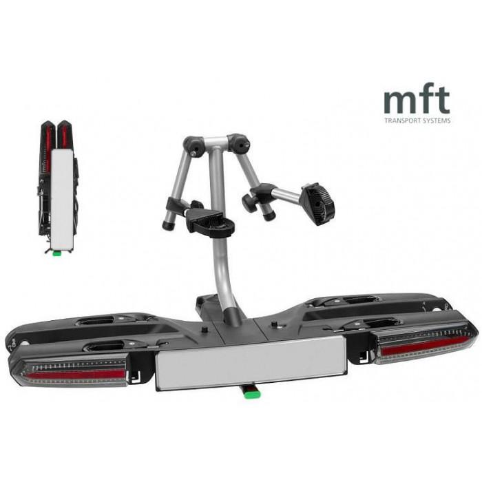 Nosič kol MFT compact 2e+1 - 2 kola, na tažné zařízení MFT4200/2e+1