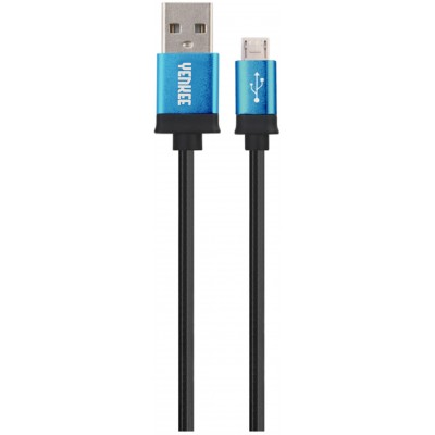 YENKEE YCU 202 BBE kabel USB / micro USB 2m