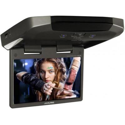 """ALPINE 10,2"""" WVGA Stropní monitor / DVD-Přehrávač TMX-310U"""