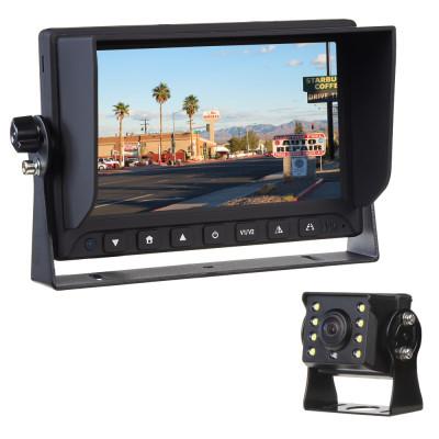 """AHD kamerový set s monitorem 7"""", kamerou 140°"""