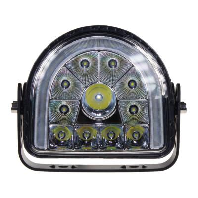 LED světlo s pozičním světlem, 24W