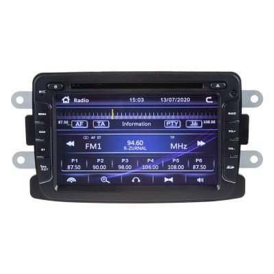 "Autorádio pro Dacia, Renault s 7"" LCD, GPS, ČESKÉ MENU"