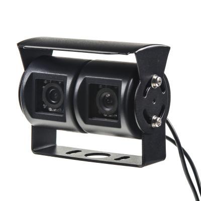 AHD dual kamera 4PIN s IR, vnější