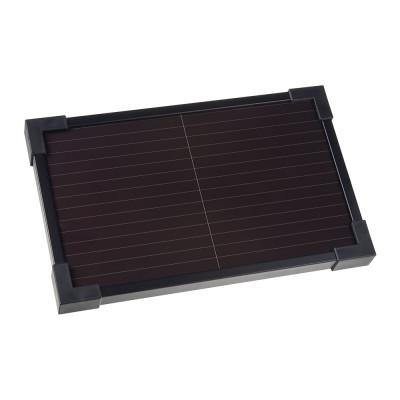 Solární nabíječka 2,7W pro udržovací dobíjení baterií