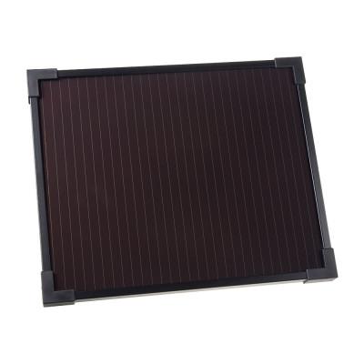 Solární nabíječka 5W pro udržovací dobíjení baterií