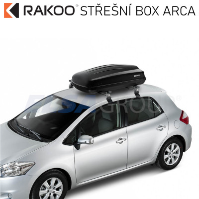 Střešní box ARCA 310B, RAKOO R140101001