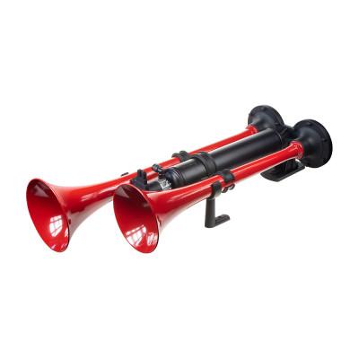 2-tónová fanfára 600mm, červená, 24V bez kompresoru