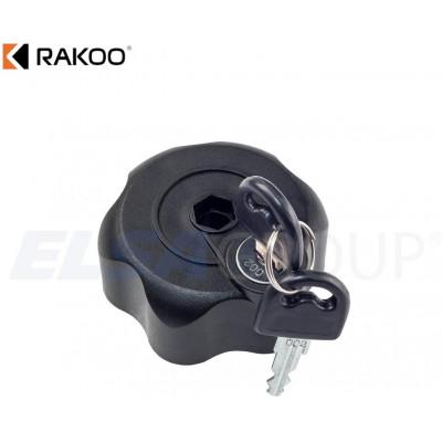 Uzamykatelná růžice s klíčky RAKOO R901301001