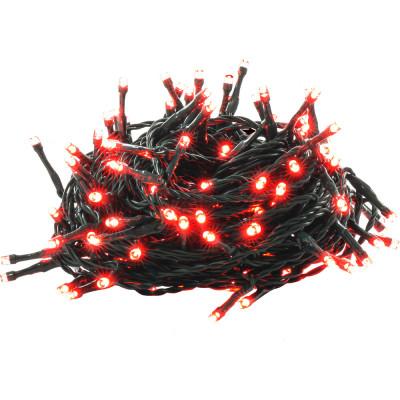 RETLUX RXL 307 řetěz 150LED 15+5m RED