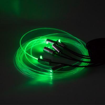 LED podsvětlení vnitřní RGB 12V, bluetooth, 6LED 8m