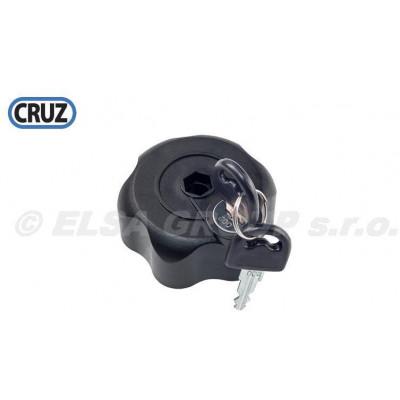 Uzamykatelná růžice pro nosiče kol CRUZ 890141