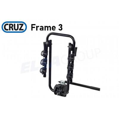 Nosič kol Cruz Frame - 3 kola, na tažné zařízení 940520