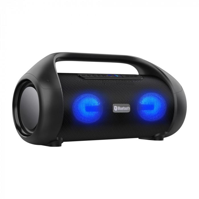 Bluetooth reproduktor, USB, AUX, FM, MIC, TWS, IPX5