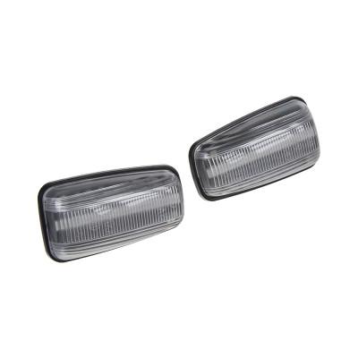 LED dynamické blinkry Peugeot, Citroën oranžové