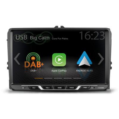 ZENEC Z-E2055 – multimediální autorádio s Apple CarPlay a Google Android Auto pro VW, Seat a Škoda