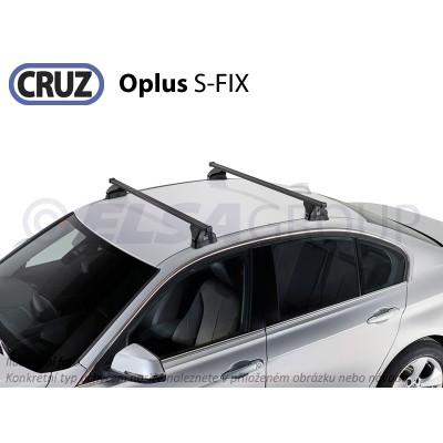 Střešní nosič Citroen C4 3/5dv. 04-11, CRUZ S-FIX