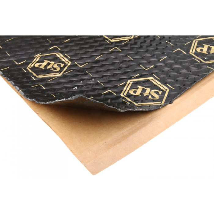 STP Black Gold antivibrační a tlumící materiál