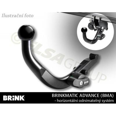 Tažné zařízení Audi A5 Sportback 2009-2017, BMA, BRINK