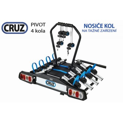 Nosič kol Cruz Pivot - 4 kola