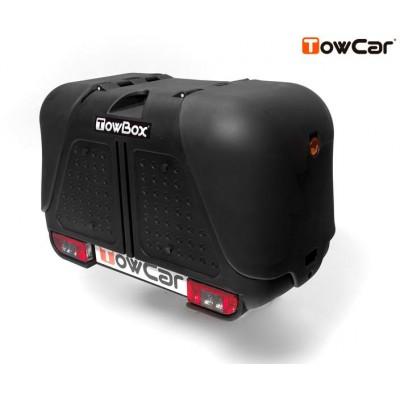 TowCar TowBox V2 černý, na tažné zařízení