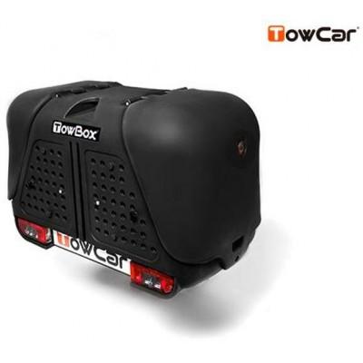 TowCar TowBox V2 Dog černý, na tažné zařízení
