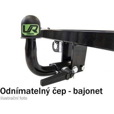 Tažné zařízení Opel Astra GTC 2011- (J), bajonet, Umbra