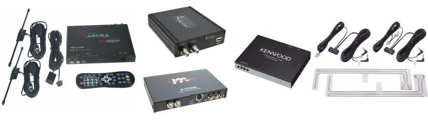DVB-T TV tunery
